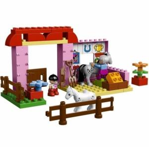 Lego Duplo - Grajdul