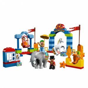Lego Duplo - Primul meu Circ