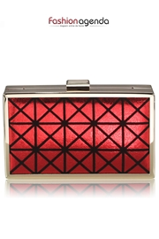 Clutch Union 192 Red
