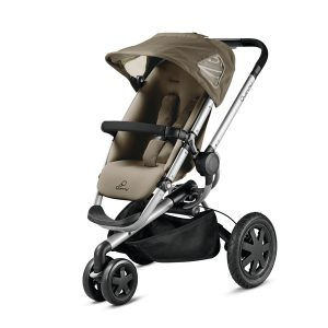 QUINNY - CARUCIOR BUZZ 3 - BROWN FIERCE