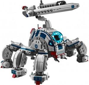 Lego Star Wars - Umbaran Tunul mobil