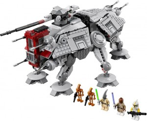 Lego Star Wars - AT-TE V29