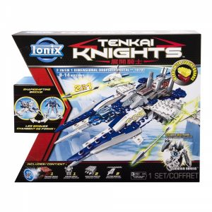 Tenkai Knights - Portal 2 in 1