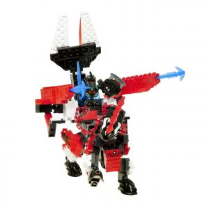 Tenkai Knights - Blas Tank si War Stallion