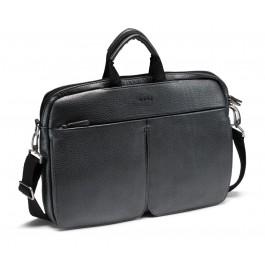 Geantu0103 laptop din piele Anaheim unisex (neagru0103) 1
