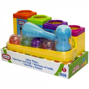 Little Tikes - Set de joaca Ciocan si Bile
