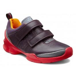 Pantofi sport piele mov ECCO Biom 1
