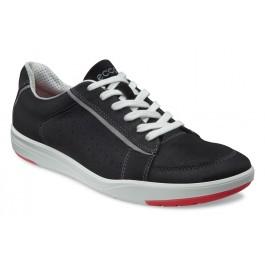 Pantofi bu0103rbau021Bi casual piele neagru0103 ECCO Eldon