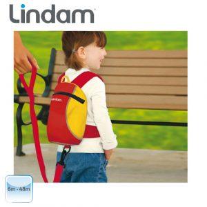 Lindam - Ham De Siguranta 2 In 1