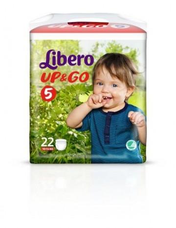 Libero – Up&Go Maxi+ 10-14 Kg 22 Pcs 1