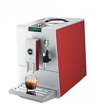 Espressor Jura ENA 7 Cherry Red