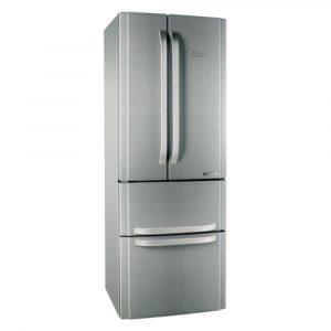 Combina frigorifica 470L Clasa A+ Hotpoint E4DAAXC Quadrio Full