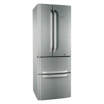 Combina frigorifica 470L Clasa A+ Hotpoint E4DAAXC Quadrio Full 1