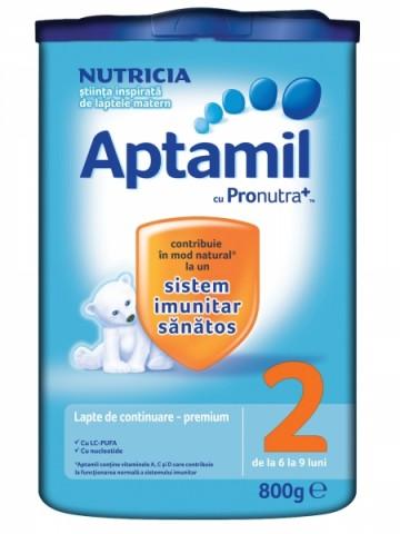 Aptamil – Lapte Praf 2 (800g) 1