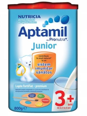 Aptamil – Lapte fortifiat Premium – Junior 3+ (800g) 1