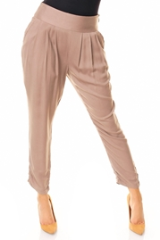 Pantaloni Bej Madeira 1