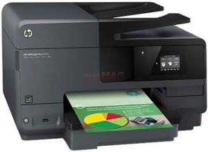 Promotie Multifunctional HP Officejet Pro 8610 e-All-in-One