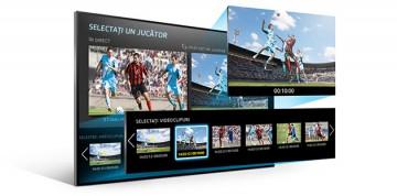 Promotie la LED Smart TV Samsung 32H5500
