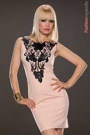 Rochie Nude Pearl 1