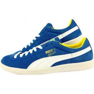 Pantofi casual barbati Puma Brasil Football VNTG 35615602