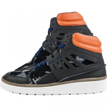 Pantofi sport barbati Puma The Bharrington Mid Camo 35402301 1
