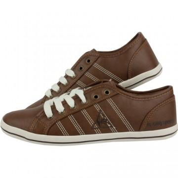 Pantofi casual unisex Le Coq Sportif Goldie Low AW 1010920 1