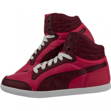 Pantofi casual femei Puma Glyde Court Quilted 35584304 1
