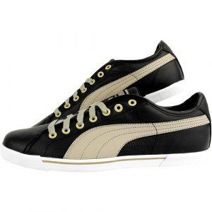 Pantofi casual unisex Puma Benecio Leather 35103819