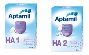 Aptamil - Formula hipoalergenica de continuare HA 2 (600G)