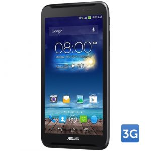 Promotie Tableta ASUS FonePad Note 6 (ME560CG), Super IPS+ 6.0 inch, Intel Atom Z2580 2.0 GHz, 2GB RAM, 16GB Flash, 3G, Android 4.2, Negru