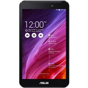Promotie Tableta ASUS Fonepad 7 (FE7010CG), Intel Atom Z2520 1.2GHz, 1GB RAM, 8GB Flash, 3G, Android 4.3, Black