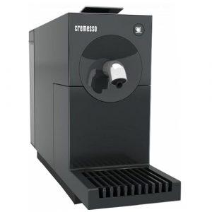 Espressor cafea Cremesso Uno Carbon Black, Putere 1000W, Presiune 19 bari