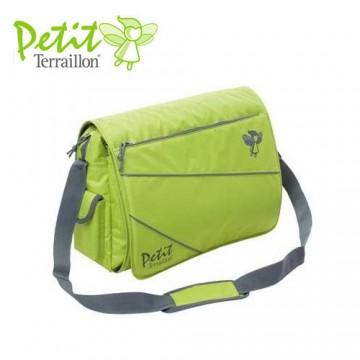 Petit Terraillon – Geanta Transport Evolutiva Green 1