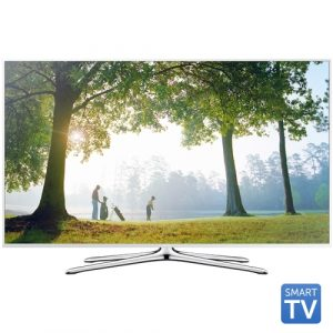 Tv Led SAMSUNG UE48H5510, 121 cm (48 inch), Full HD, Clear Motion Rate 100, DTS, Quad Core, Wi-Fi, Smart TV, Alb