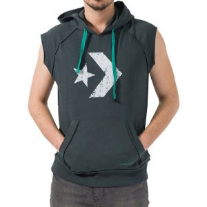 Hanorac barbati Converse Sleevless Hoody 121MSP-341
