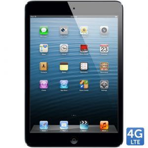 Promotie Tableta Apple iPad Mini Black 4G 32GB, 7.9 inch, Dual Core A5, iOS 6, [24M]