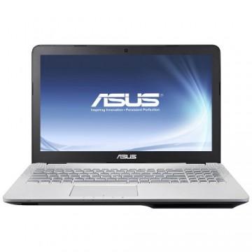 Laptop ASUS N551JK-CN104D, Intel Core i7-4710HQ, 256GB SSD, 16GB DDR3, nVidia Geforce GTX850 4GB, FreeDOS 1