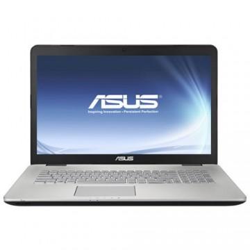 Laptop ASUS N751JK-T7176D, Intel Core i7-4710HQ, 1TB HDD + 256GB SSD, 12GB DDR3L, nVidia Geforce GTX 850M 4GB, FreeDOS 1