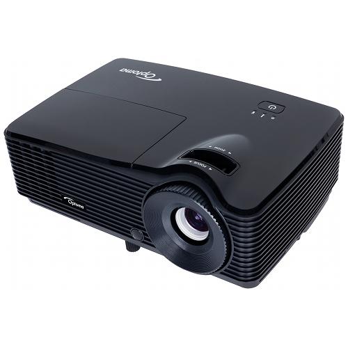 Videoproiector Optoma S311, DLP, SVGA (800x600), Full 3D, 3200 lm, 20.000:1, 2xHDMI 1.4a, 1xDifuzor 2W, Quick Resume [Business/Education]