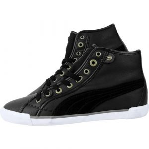 Pantofi casual femei Puma Corsica Mid L Fur WTR 35279101