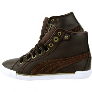 Pantofi casual femei Puma Corsica Mid L Fur WTR 35279102