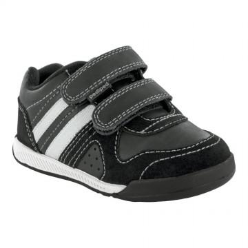 Pantofi sport baieti Otis Black 1