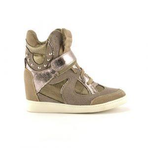 Reducere la Pantofi Sport Bekam Khaki