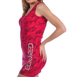 Rochie femei Ecko Red Wrinkle Camo Dress IRF11-06167