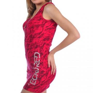 Reducere Rochie femei Ecko Red Wrinkle Camo Dress IRF11-06167 1