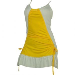 Reducere Rochie femei Puma Color Block Spaghetti Top 55105302