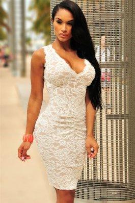 Rochie SeductionNight Nude 1