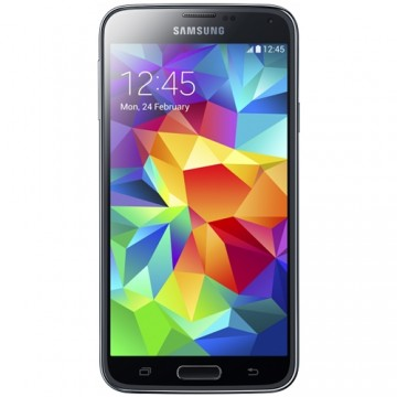 Promotie Telefon mobil SAMSUNG Smartphone Galaxy S5 G900F, CPU Quad-Core 2.5 GHz, 2GB RAM, Super AMOLED 5.1 inch (1080×1920), Android 4