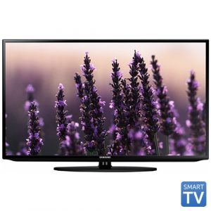 Tv Led SAMSUNG UE32H5303, 81 cm (32 inch), Full HD, Clear Motion Rate 100, DTS, 2x HDMI, LAN, Smart TV