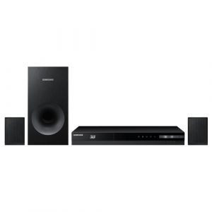 Sistem Home Cinema SAMSUNG 3D HT-H4200R, Blu-Ray, 2.1 canale, Putere 250W, DTS HD, Dolby Digital, HDMI
